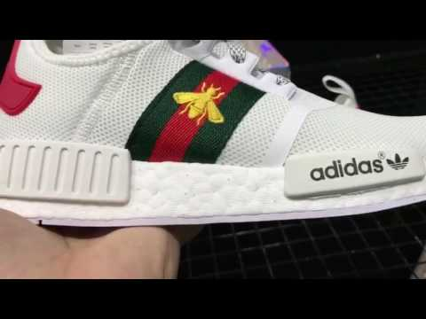 El camarero James Dyson ir a buscar  Cheap Gucci x NMD R1 Shoes, Fake Gucci x Adidas NMD R1 Sale