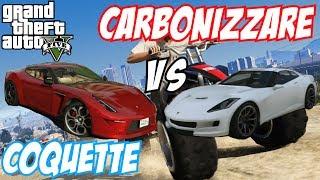 GTA 5 - Coquette Vs Carbonizzare | #1 (GTA V)