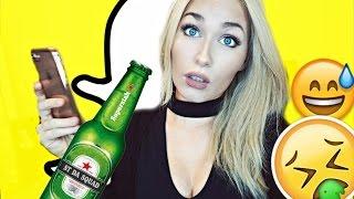 Die PEINLICHSTE und SCHLIMMSTE Alkohol-Story EVER !! 😱 | Sonny Loops
