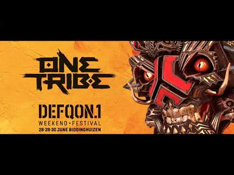 Defqon.1 2019 - One Tribe - Warm Up Mix