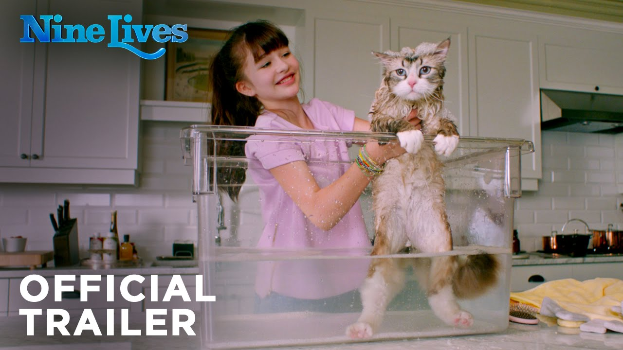 nine lives   official trailer hd   youtube