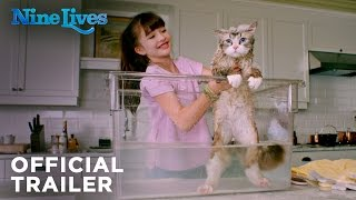 Nine Lives - Official Trailer [HD] thumbnail