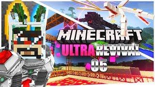 Minecraft: Ultra Modded Revival Ep. 5 - WHAT'S KRAKEN?