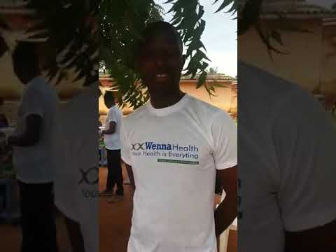 Wenna Health Mission in Togoville, Togo