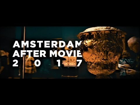 Amsterdam School Trip After Movie • Shot on iPhone 6S
