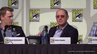 The Blacklist panel SDCC 2013