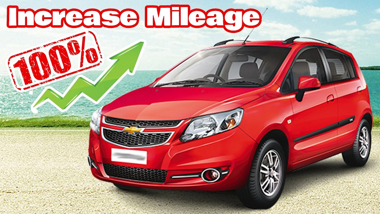 100 Working Trick to Increase Mileage of Chevrolet Sail UVA  YouTube
