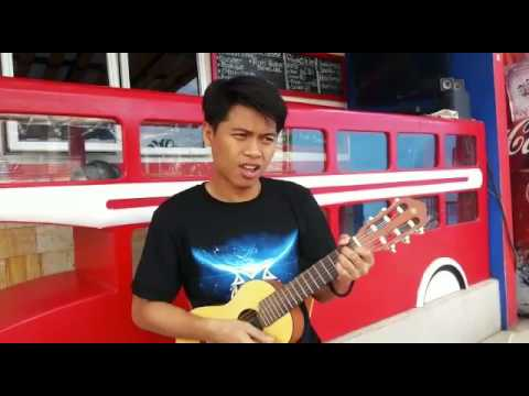 Miezaki - galau ( cover ) with mif ex alazkid band