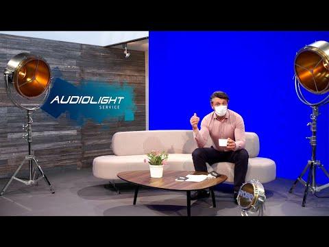 Virtuální ONLINE studio audiolight