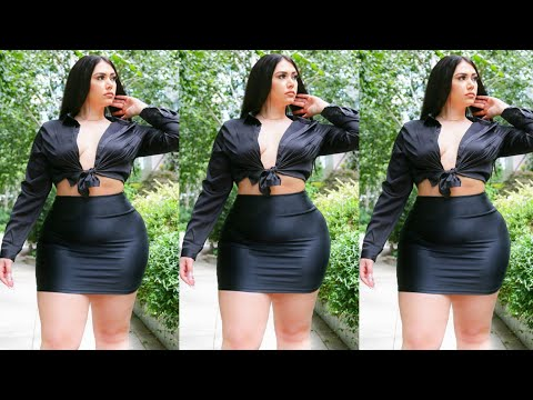 PLUS SIZE BLACK WOMEN from YouTube · Duration:  9 minutes 28 seconds