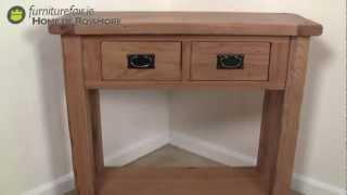 Chilton 2 Drawer Console Table