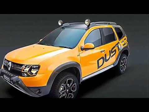 Renault Duster Detour Concept 2013 aro 18