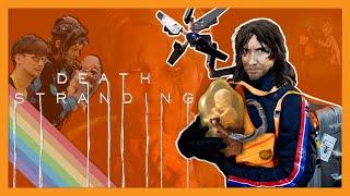 DEATH STRANDING : Kojima est-il allé trop loin ? (test du jeu) / #8