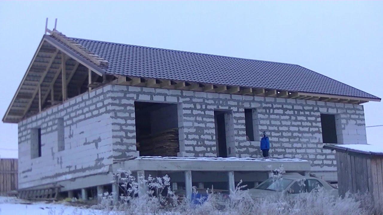 Построить крышу дома своими руками фото 434