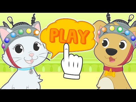 BABY PETS 😺 Pets Translator 🐶 Cartoons For Kids