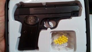 М-17 пневматичний пістолет,метал.Іграшка.