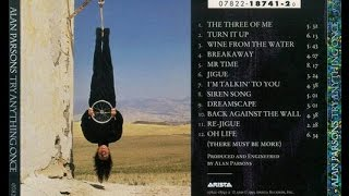 Alan Parsons Try Anything Once Full CD Album Uploaded In 1080p HD