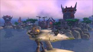 Horde & Orgrimmar Theme - Mists Of Pandaria