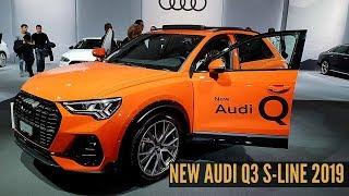 New Audi Q3 S line 2019 Interior Short Review