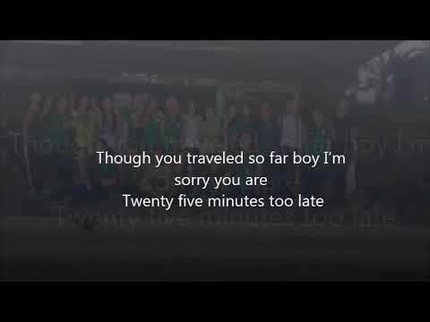 25 Minutes Lyrics