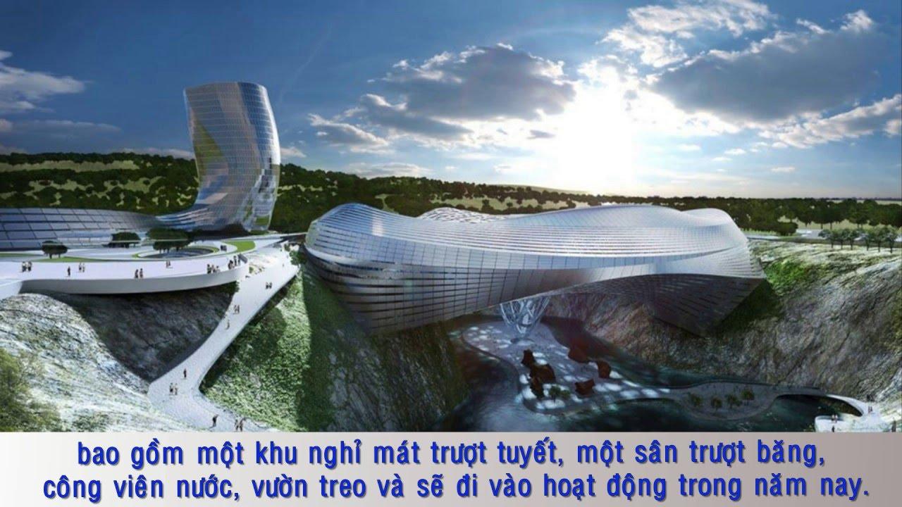 top 10 dự án siêu kiến trúc tương lai/top 10 du an