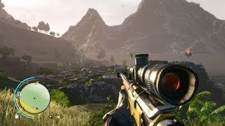 Far Cry 3 | Z93 Sniper Gameplay (SP)