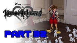 Kingdom Hearts 1.5 Hd Remix [kh-fm] Part 32: All 99 Dalmatian Locations