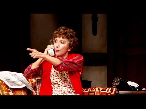 Show Clips of Andrea Martin, Megan Hilty, Rob McClure & More in Broadway's NOISES OFF