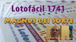 resultado da lotofacil 1741