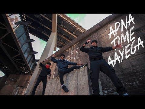 Apna Time Aayega | Gully Boy | Ranveer Singh | DIVINE | Zoya Akhtar | DForze | Dance Cover | USA
