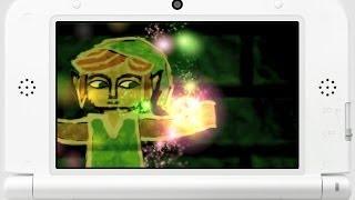 ゼルダの伝説 神々のトライフォース2 紹介映像