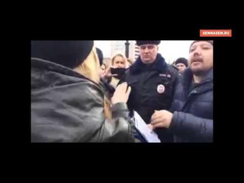 """Задержание в Сыктывкаре на акции против """"Димона"""""""