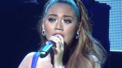 PLATINUM The Concert Morissette Amon Secret Love Song