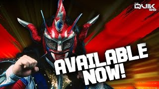 wwe nxt thuhn der jushin thunder liger full 2015 theme song by cfo