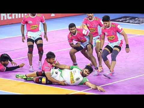 Pro Kabaddi 2019 Highlights | Patna Pirates vs Jaipur Pink Panthers | M86