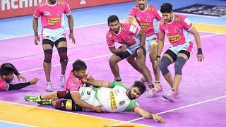 Pro Kabaddi 2019 Highlights   Patna Pirates vs Jaipur Pink Panthers   M86