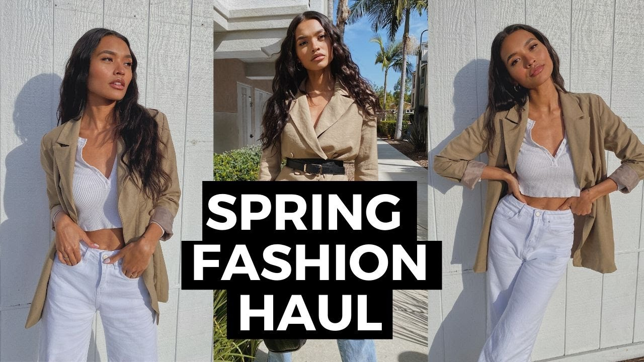 $500 WORTH OF CLOTHES + SHOES ( NASTYGAL + MORE) TRY-ON HAUL || NICOLE ELISE