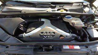 Не заводится Audi C5
