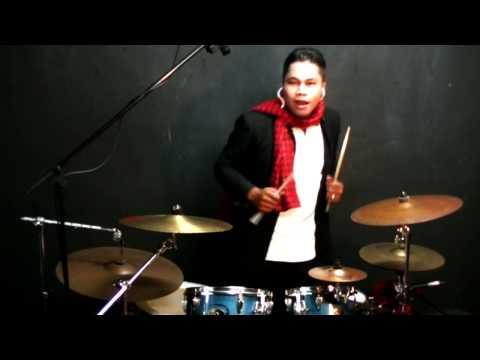 AANKHEN KHULI  Shahrukh Khan Drum Cover by Wann Zeen