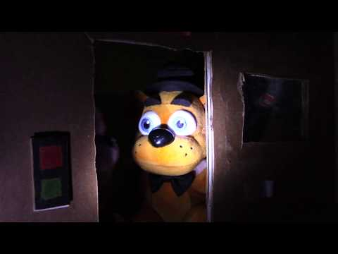 Stay Calm FNAF Plush Music Video