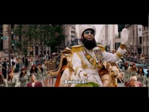 El Dictador (the Dictator) - Oficial Trailer 2012 HD [Sub. Español]