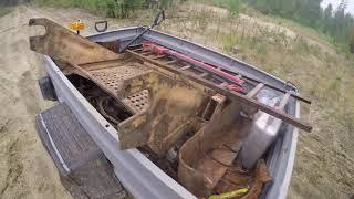 Металлокоп за Уралом. Туманный лес. 400 кг. металла. Рекорд канала.