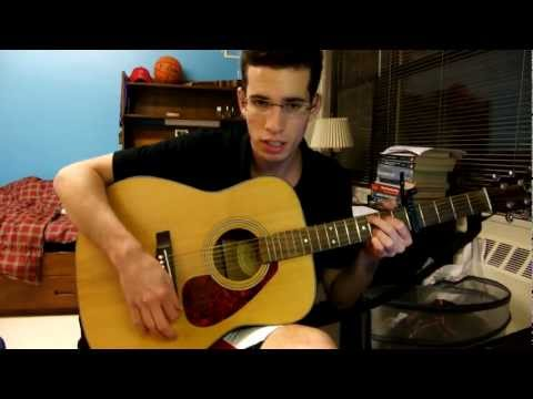 Wanted - Intro Picking Guitar Tutorial - Hunter Hayes