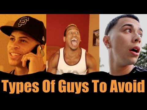 Type of guys to avoid hookup