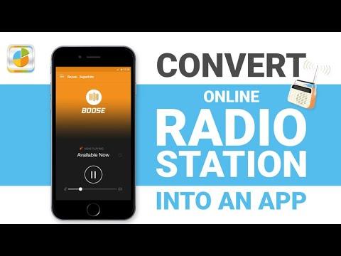Radio App Builder to create Free Radio & Best Music Apps | Appy Pie