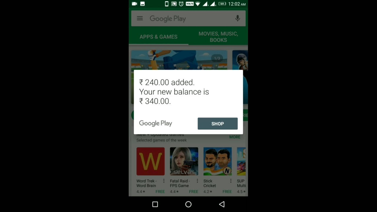 How To Add Money In Play Store Without Credit Card Net