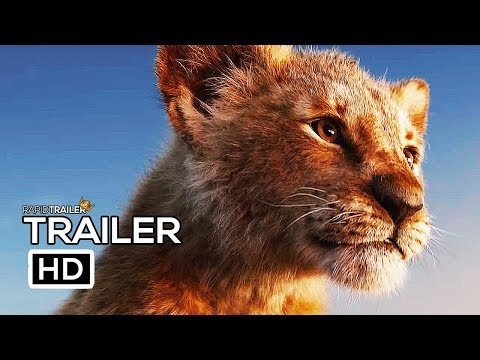 David Fisch - Check Out The NEW Trailer For The Lion King LIVE!