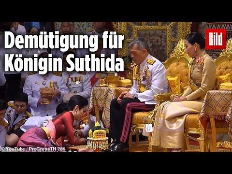Thai-König bekommt eine zweite Königin