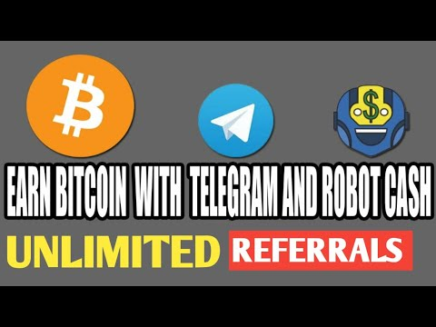 Free unlimited referrals in telegram
