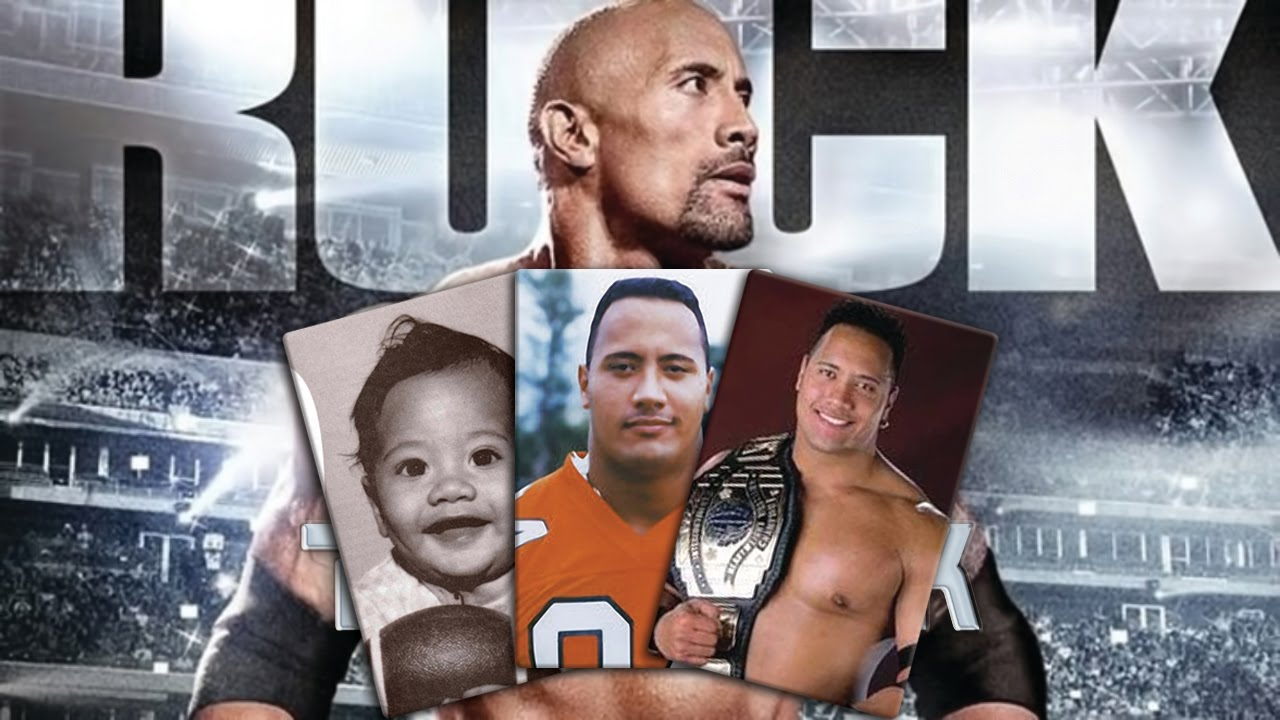 Dwayne Johnson The Rock Biography Dwayne Johnson Family